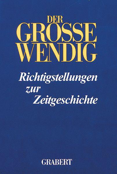 Der Große Wendig, Band 2