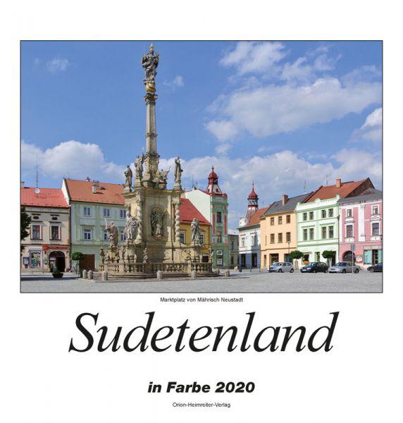 Sudetenland in Farbe 2020