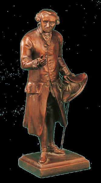 Bronzereplik Immanuel Kant