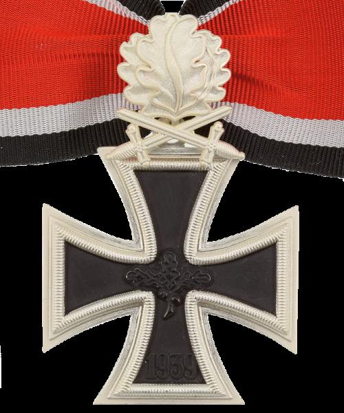Ritterkreuz mit Eichenlaub und Schwertern 1939