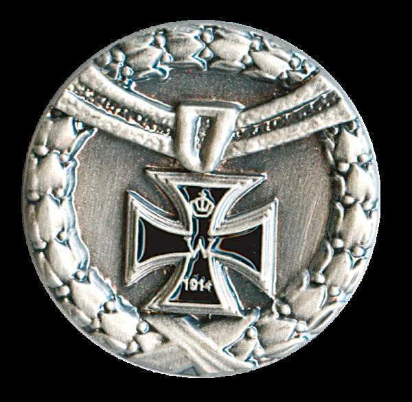 """""""Eisernes Kreuz 1914 im Lorbeerkranz"""""""