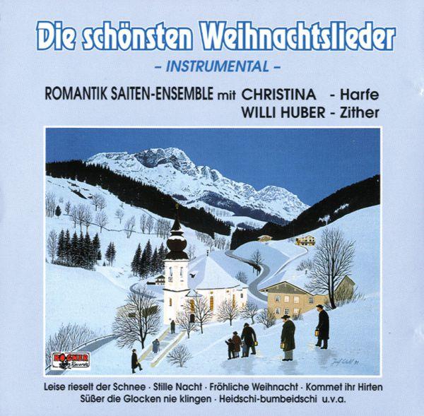 Die schönsten Weihnachtslieder – Instrumental –