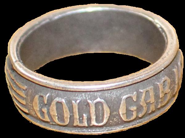 """""""Gold gab ich für Eisen 1914"""""""
