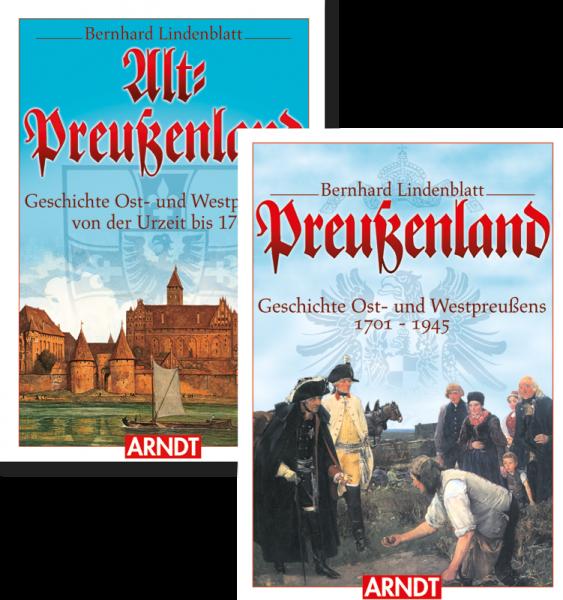 Alt-Preußenland + Preußenland