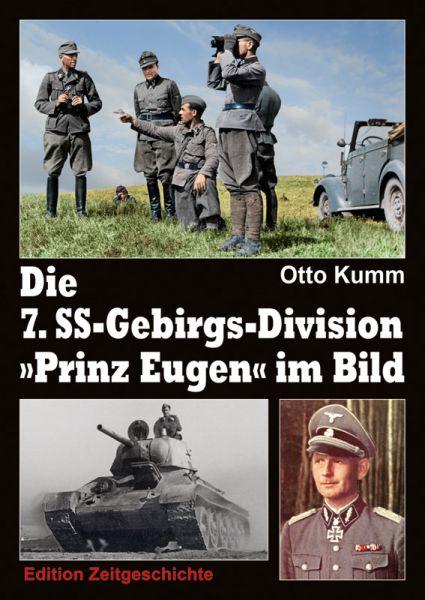 """Die 7. SS-Gebirgs-Division """"Prinz Eugen"""" im Bild"""
