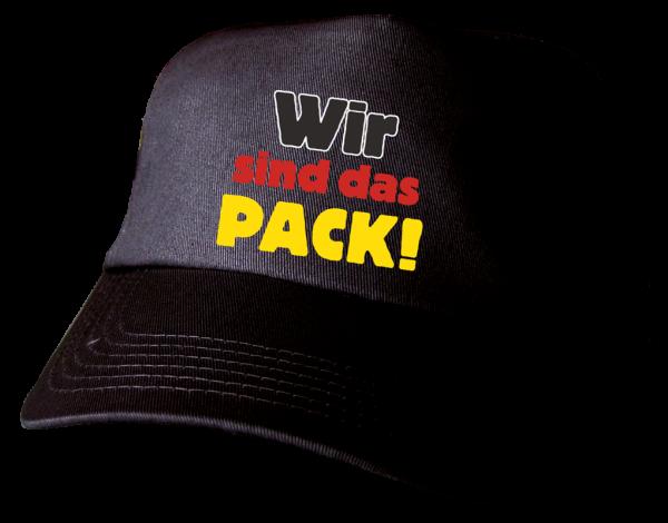 """""""Wir sind das Pack!"""""""