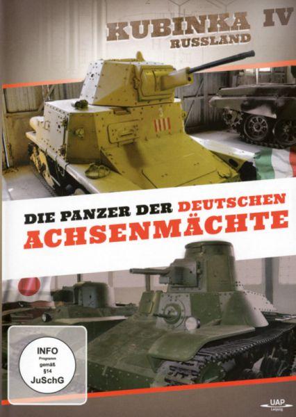 Die Panzer der Deutschen Achsenmächte