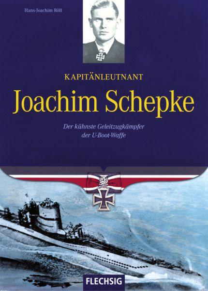 Kapitänleutnant Joachim Schepke