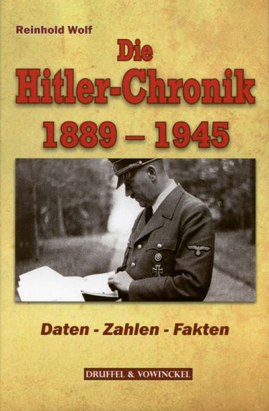 Die Hitler-Chronik 1889–1945