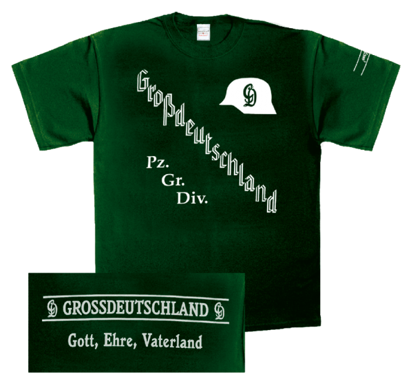 """""""Großdeutschland"""""""