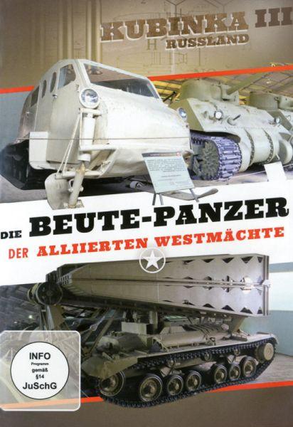 Die Beute-Panzer der alliierten Westmächte