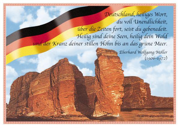 Deutsche Sinnsprüche, 12 Karten