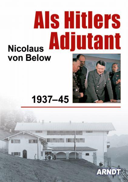 Als Hitlers Adjutant