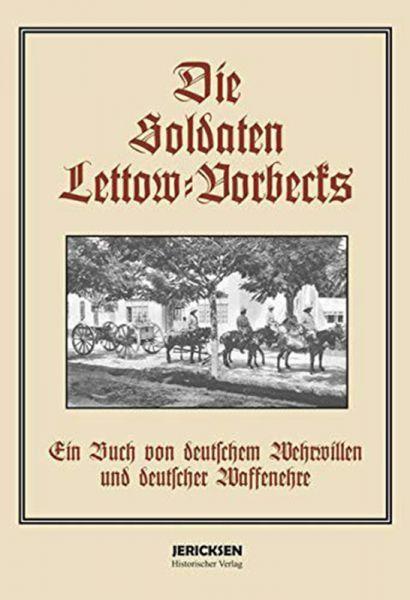 Die Soldaten Lettow-Vorbecks
