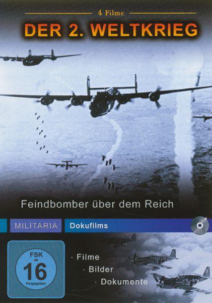 Feindbomber über dem Reich