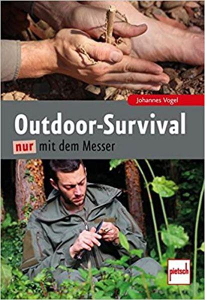 Outdoor-Survival nur mit dem Messer