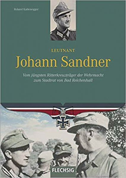 Leutnant Johann Sandner