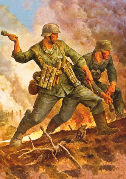 """""""Kämpfer"""" (1943)"""