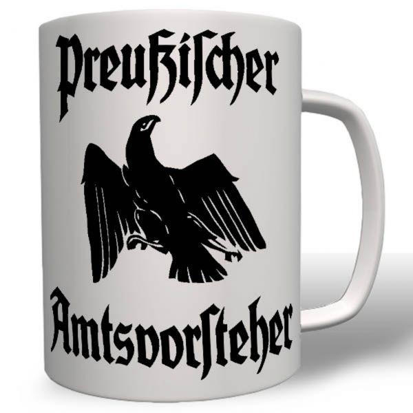 """""""Preußischer Amtsvorsteher"""""""
