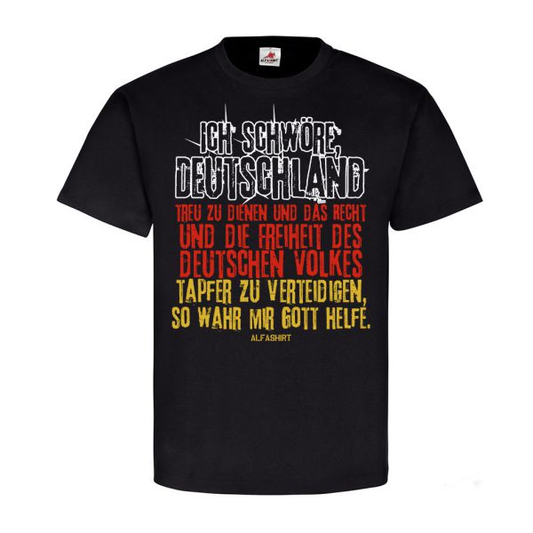 Bundeswehr Gelöbnis