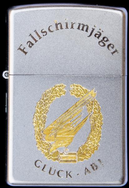 """""""Glück Ab Fallschirmjäger"""""""