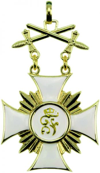 Württembergische goldene Militärverdienstmedaille