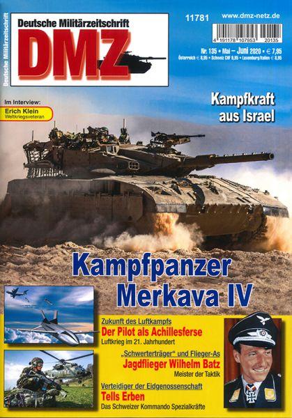 Kampfpanzer Merkava IV
