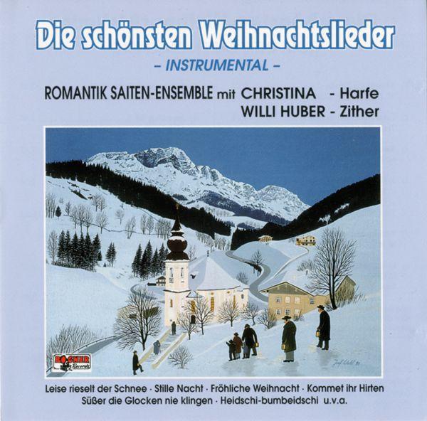 Die schönsten Wehnachtslieder Instrumental