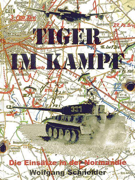 Tiger in der Normandie