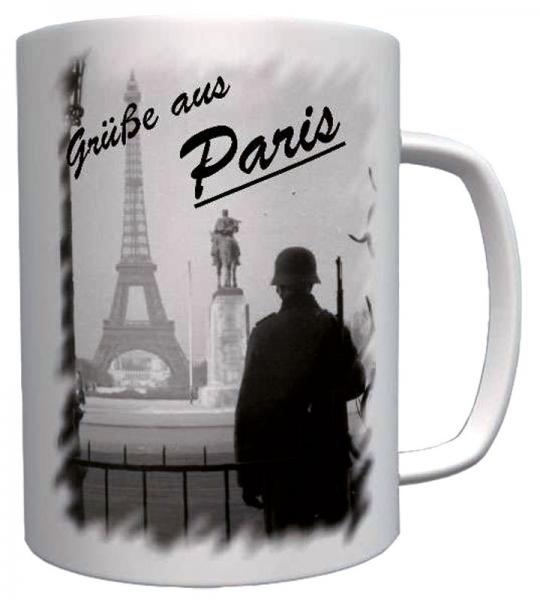 """""""Grüße aus Paris"""""""