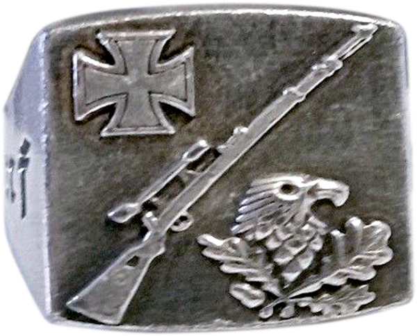 """Scharfschütze"", Einheitsgröße 22 mm"