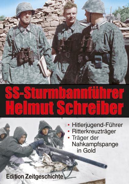 SS-Sturmbannführer Helmut Schreiber