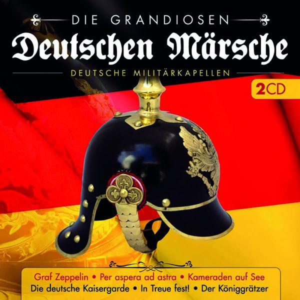Die grandiosen Deutschen Märsche