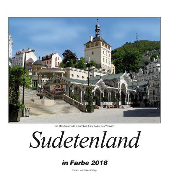 Sudetenland in Farbe 2018