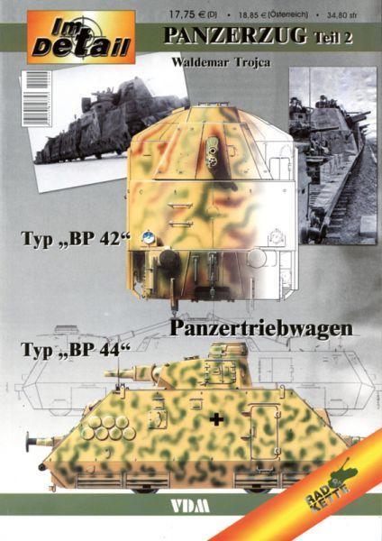 Trojca, Panzerzug Teil 2