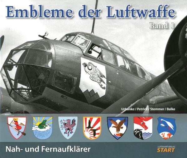 Embleme der Luftwaffe. Band 1