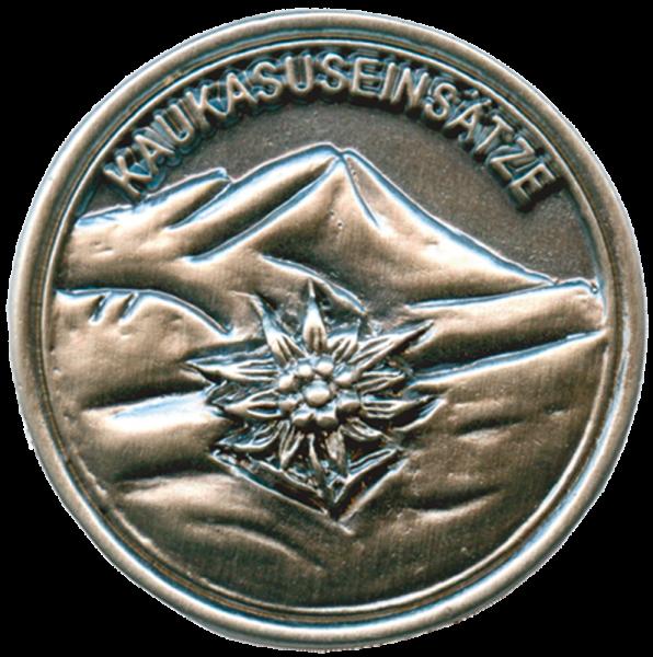 """""""Medaille zur Erinnerung an die Kaukasuseinsätze"""