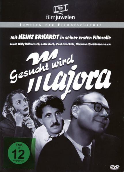 Gesucht wird Majora (1949)