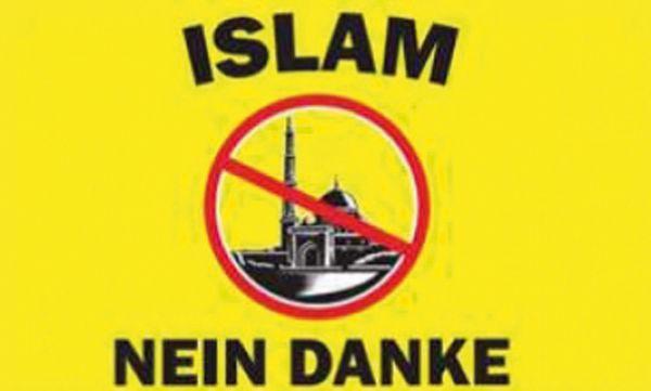 """""""Islam Nein Danke"""""""