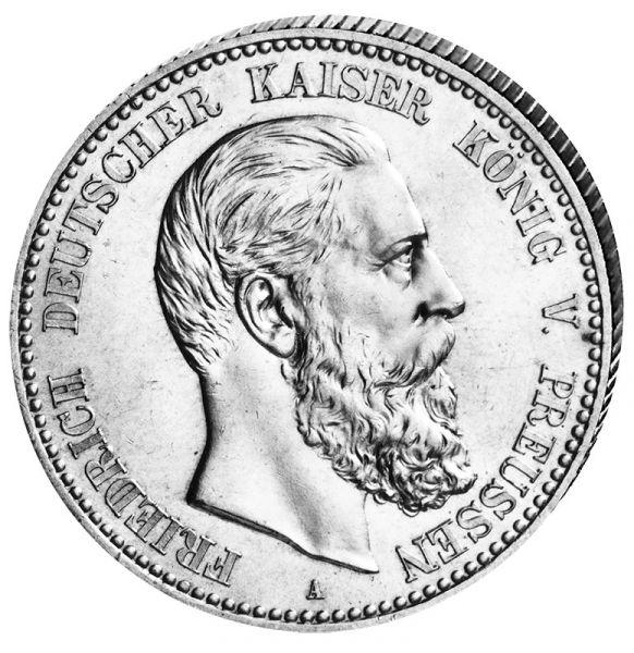 """2 Mark """"Friedrich III."""""""