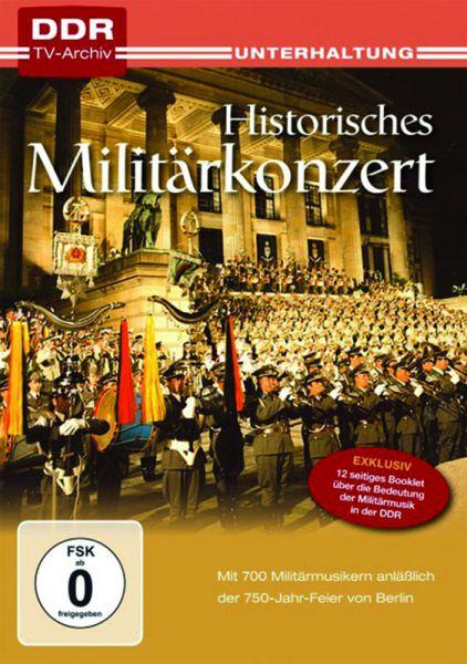Historisches Militärkonzert - DDR TV-Archiv