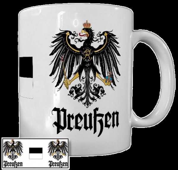 "Becher ""Preußen"""