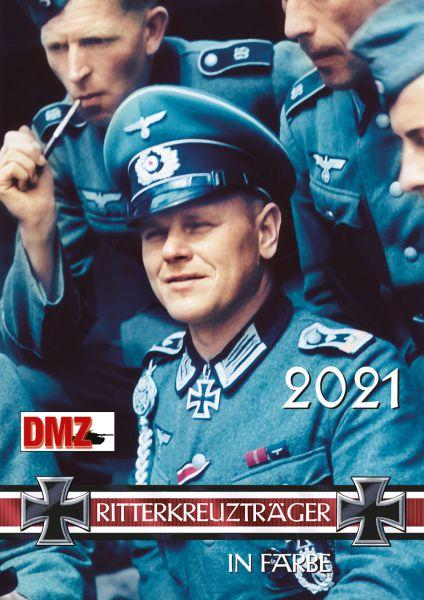 Ritterkreuzträger in Farbe 2021