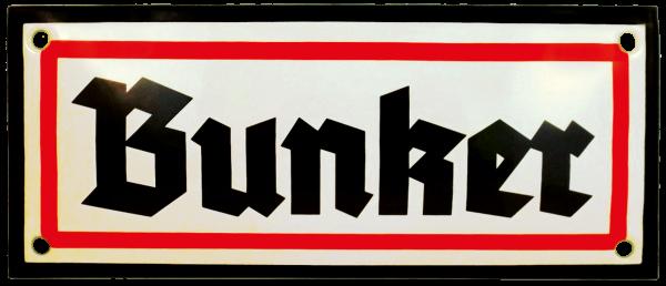 """""""Bunker"""""""
