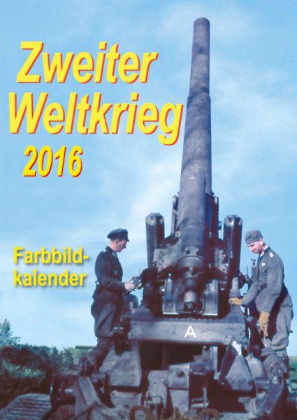 Zweiter Weltkrieg 2016