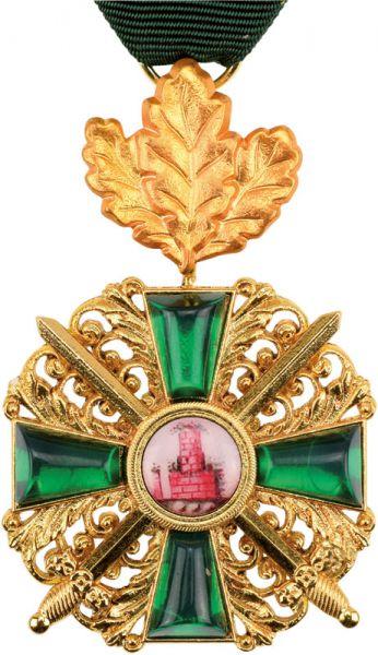Badischer Orden vom Zähringer Löwen