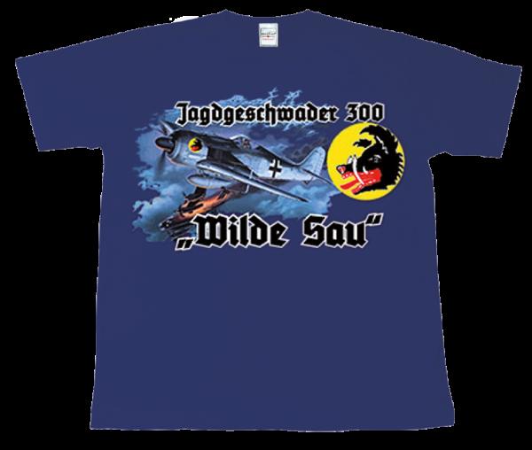 """Jagdgeschwader 300 Wilde Sau"""
