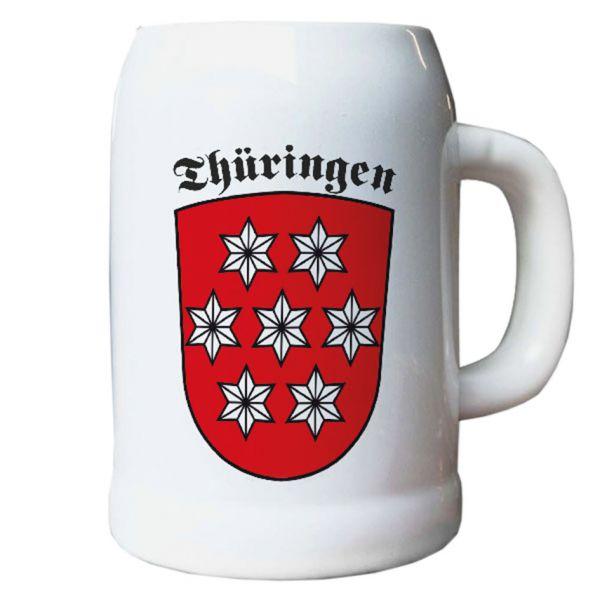 "Keramikkrug ""Thüringen"""