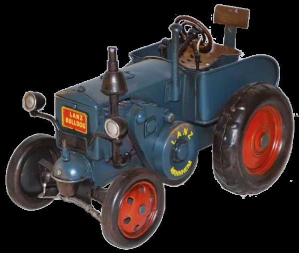 """Traktor Lanz Bulldog """"Ackerschlepper"""""""