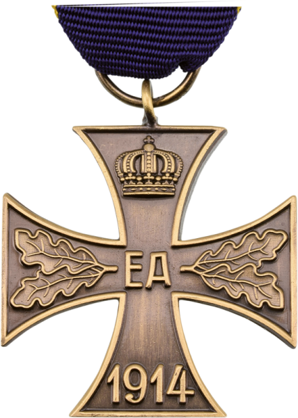 """Braunschweig Kriegsverdienstkreuz 2.Klasse"""